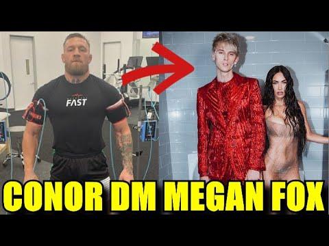 Download CONOR MCGREGOR DM MEGAN FOX & PROVOQUE L'EMBROUILLE AVEC MGK - ACTU UFC