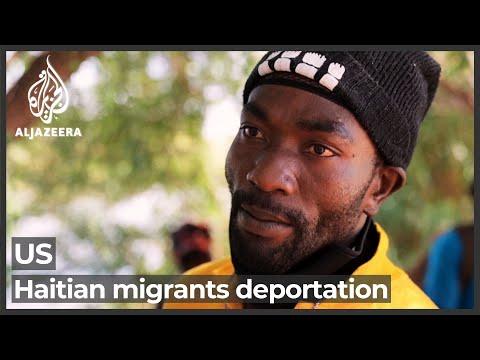 Haitian migrants undeterred as US begins removal flights