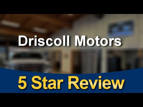 Driscoll Motors Pontiac  Outstanding 5 Star Review by Paul Kelly