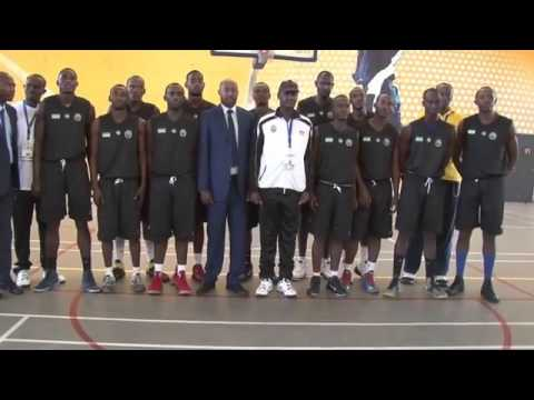 TAnzania VS Rwanda Millitary Games