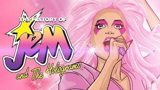 The History of Jem The Transformers Formula Applied to a Show For Girls
