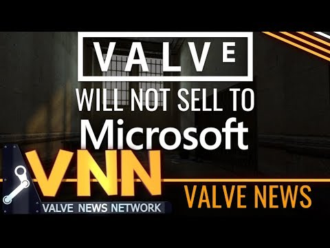 Valve is Not Selling to Microsoft