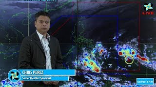 Public Weather Forecast Issued at 4:00 AM February  24,  2018