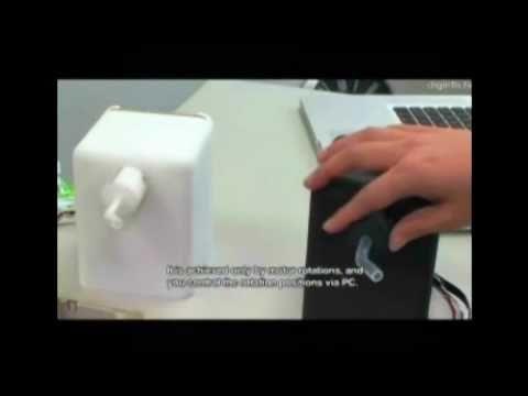 Virtual Kissing Machine