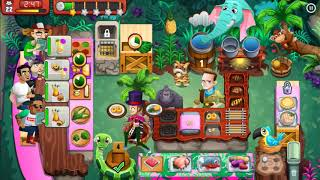 JUNGLE JOINT Season3 Episode13(S3E13) - Cooking Dash - 5STAR ALL CUSTOMERS SERVED