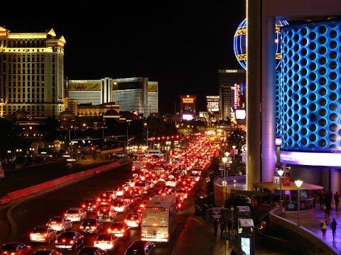 Las Vegas Strip Walk March 2017