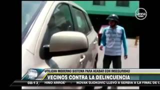 Reportaje a Alcom Voz en Frecuencia Latina