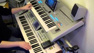 Slyleplay - Yamaha Euro Dance Expansion -SheWolf, MaCherie,Insomnia, Dragostea din tei....