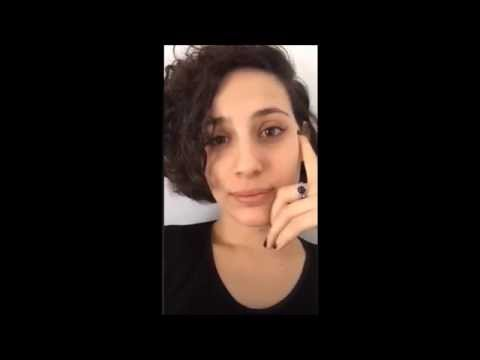Diana Amarilla En Periscope 13/10