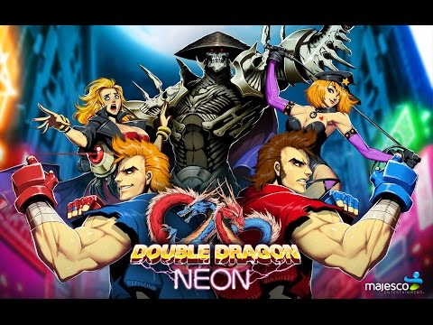 Double Dragon Neon - Double Dragon Difficulty (PC)