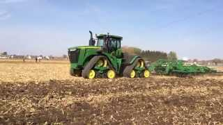 9rx field demo with 2730 ripper