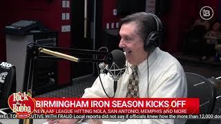 The Birmingham Iron Kick Off This Weekend