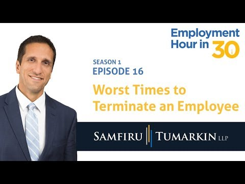 Employment Hour in 30: Season 1 Episode 16