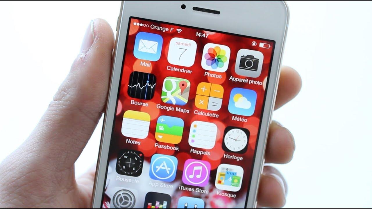 App de rencontre iphone
