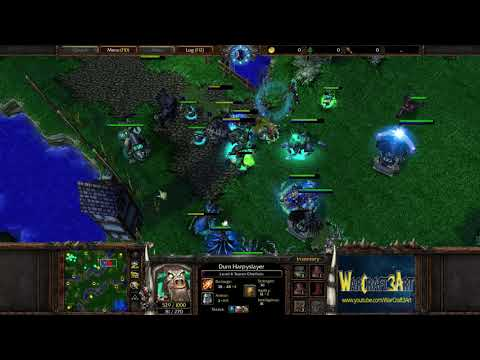 Infi(ORC) vs 120(UD) - WarCraft 3 Frozen Throne - RN3515