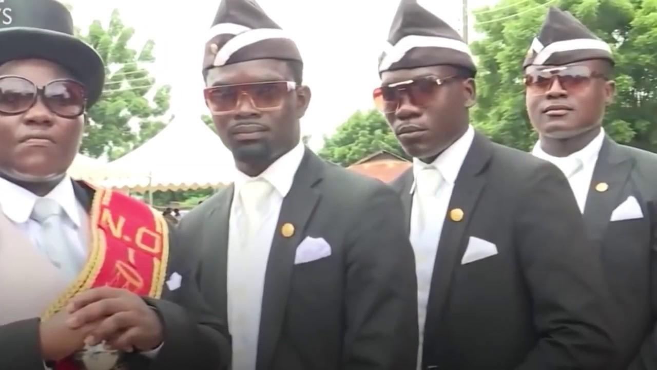 African Funeral Dance Meme