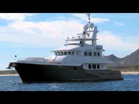 108'' Alloy Motor Yacht CaryAli