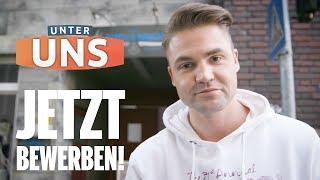 """UNTER UNS - Casting Kleine Rolle // """"Bambi"""" Hirschberger"""