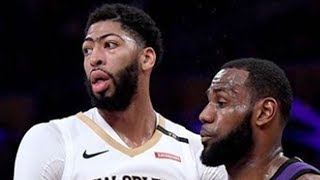 "Anthony Davis SHUTS DOWN Lakers Trade Rumors By Liking Comment Calling LA a ""Bum Ass City"""