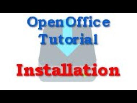 Nerd Tube 0025 - OpenOffice Tutorial #1 - Installation on PC and Mac thumbnail
