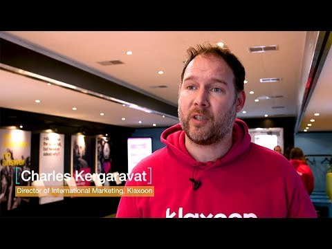 Klaxoon's Charles Kergaravat on the Future of Work, Collaboration Tool, and Scaling with AWS