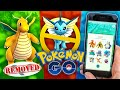 Pokemon GO - HUGE UPDATE + CHANGES! (EVERYTHING EXPLAINED)
