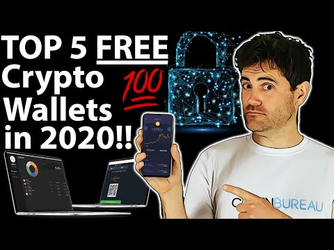 5 FREE Crypto Wallets: BEST Places To Stash Sats