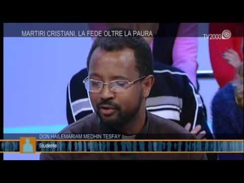 Don Hailemariam Medhin Tesfay, studente dell'Università Pontificia Salesiana