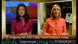 AIG Shareholders Meet - Bloomberg