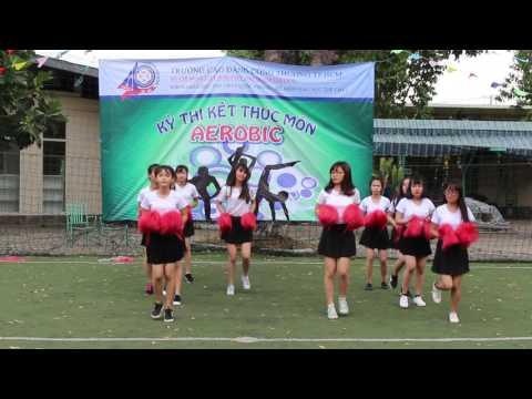 Aerobic 02 - 2017 CĐ Công Thương TPHCM