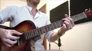 Fender FA 345CE Direct Input