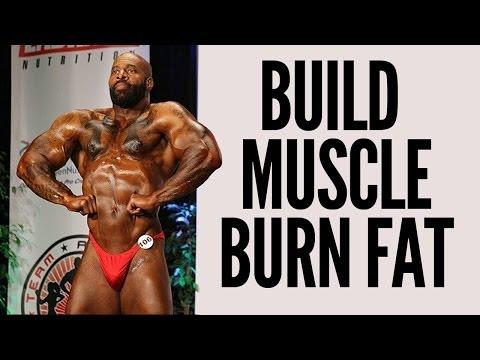 BUILD MUSCLE BURN FAT - \