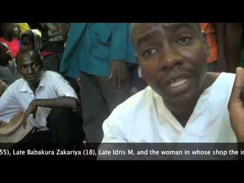 BOKO HARAM In The Killing Fields of Maiduguri