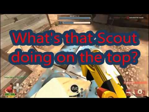 TF2 MvM with a Squeaker