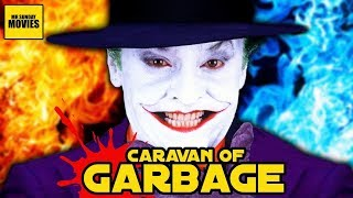 Batman 1989 - Caravan Of Garbage