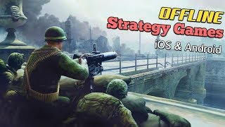 Top 10 Offline Strategy Games for iOS & Android
