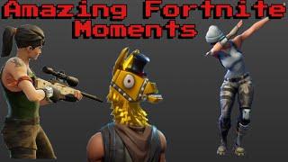 Amazing Fortnite moments| Jk4745