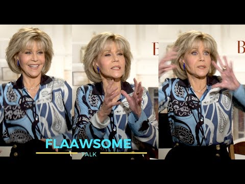 Jane Fonda On What Makes A Man Sexy And Last Time She Really Wanted A Husband