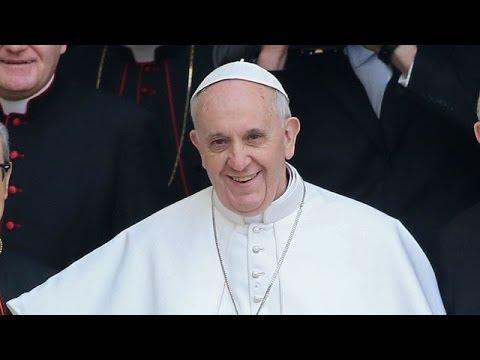 Pope Francis: I