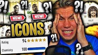 KAN bare bruke ICONS & PRIME ICONS MOMENTS på FUT DRAFT 🏆🔥 **FUT DRAFT Challenge på FIFA 19**