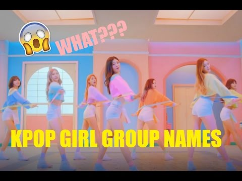 Meanings Of Kpop Girl Group Names