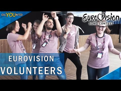 Should Eurovision volunteers be paid for their work?