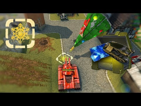 Tanki Online Christmas Gold Boxes with Juggernaut! Opening Containers!