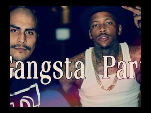 "Yg X Dj Mustard type beat ""Gangsta Party"""