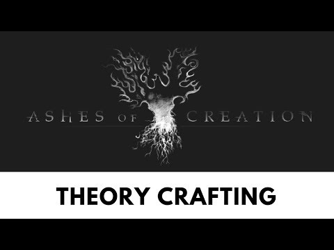 """Ashes of Creation """"The Art of War"""" Trailer w/ Theory Crafting & Discussion"""