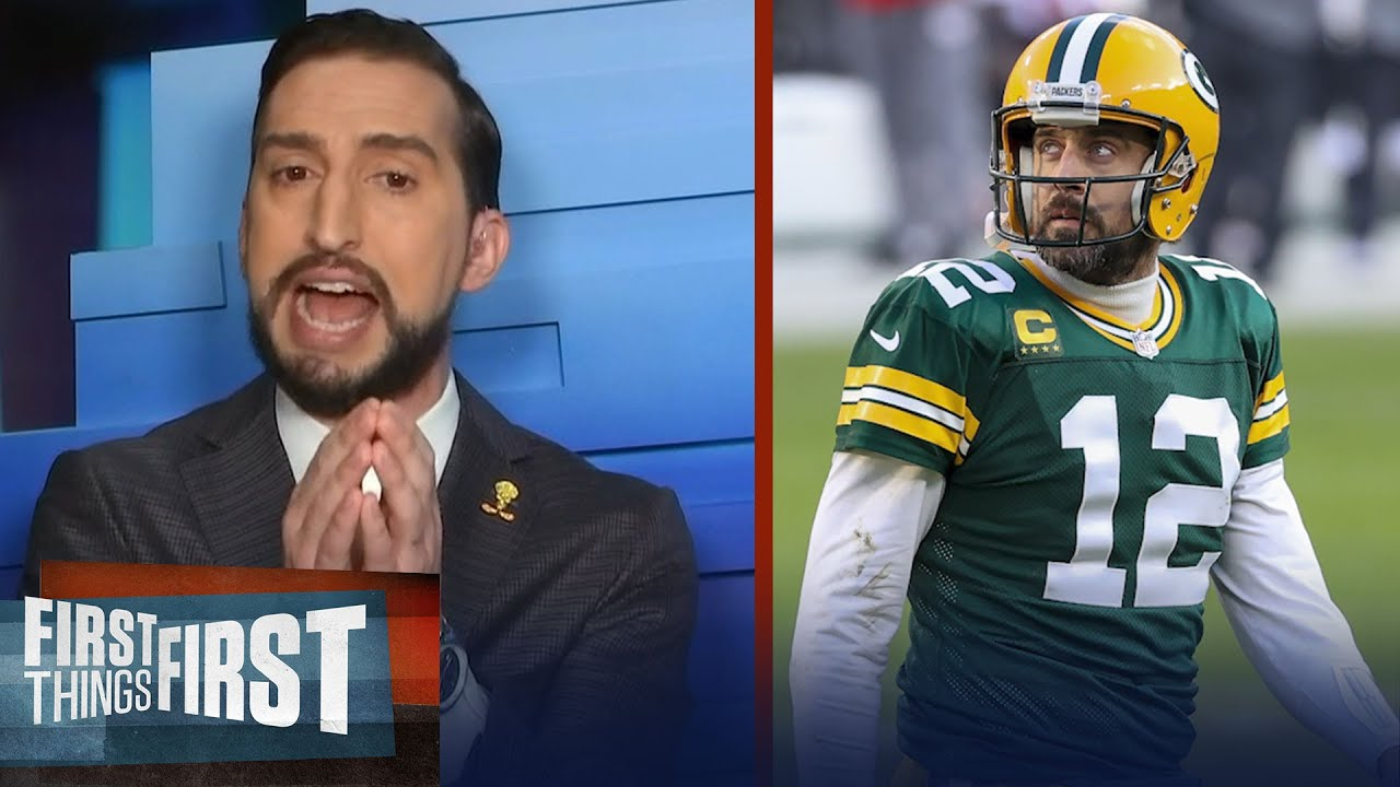 Rodgers could've done more & put Packers back in the Super Bowl — Nick | NFL | FIRST THINGS FIRST