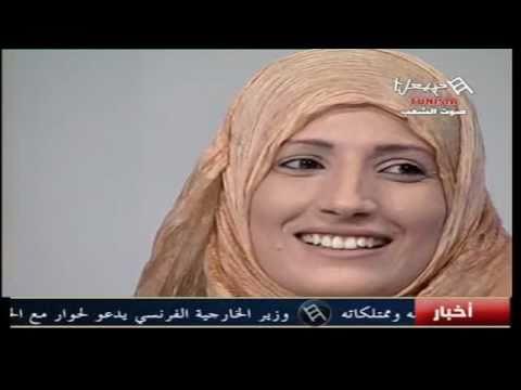 الفنانة إيمان الشريف لبست الحجاب