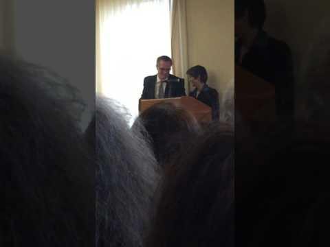 Columbia University 2016 Phi Beta Kappa Induction Speech