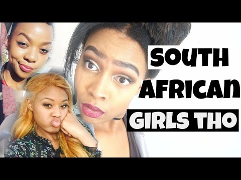 TYPES OF SOUTH AFRICAN GIRLS