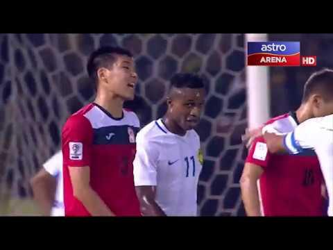Perlawanan Persahabatan Malaysia vs  Kyrgyzstan | Rangkuman Perlawanan | Astro Arena